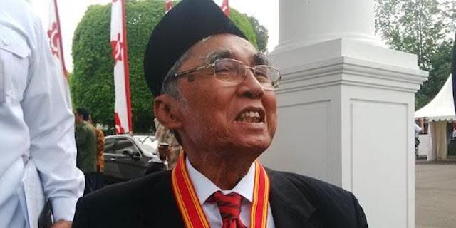 Senator DKI yang Juga Pendiri PDI, Sabam Sirait Meninggal Dunia