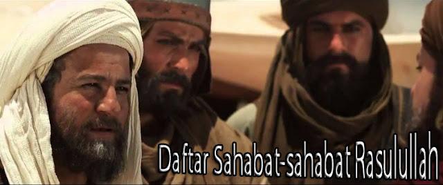 Sahabat Nabi Muhammad SAW