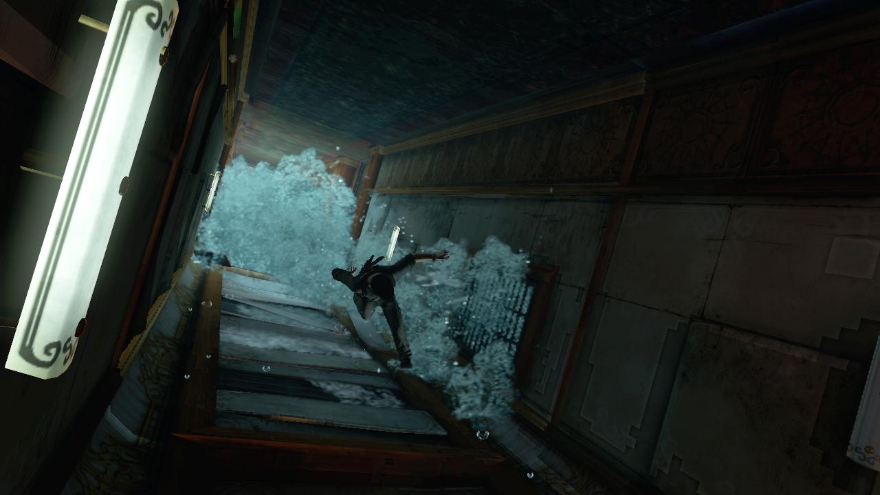 DougVFX: Blog: Uncharted 3: Cruise Ship FX