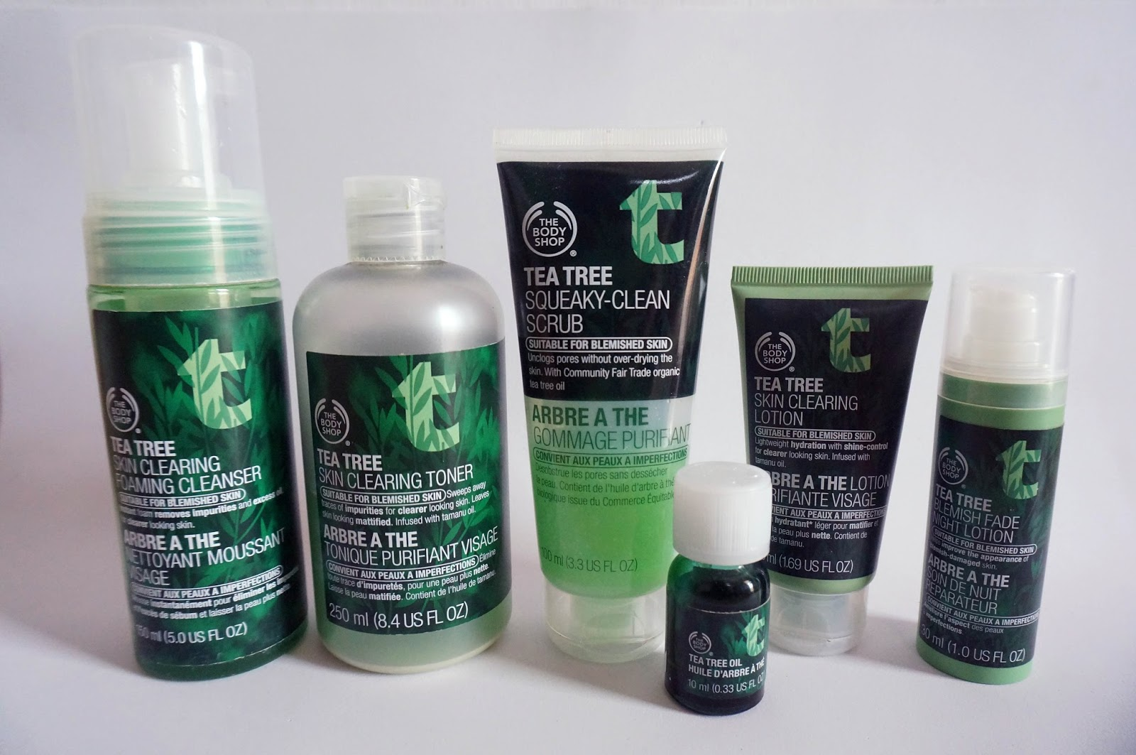 Perawatan The Body Shop