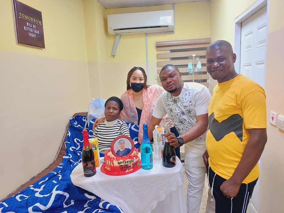 Ada Jesus birthday celebration