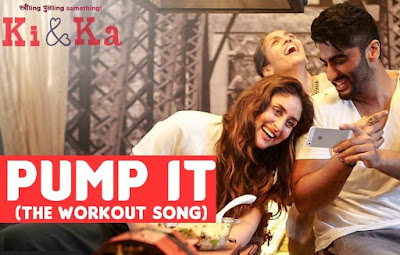 Pump It (The Workout Song) - Ki and Ka (2016)