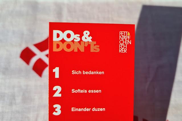 Der Fettnäpfchenführer Dänemark: Dos and Don'ts beim Reisen in unser nördliches Nachbarland. Das Lesezeichen mit Dos & Donts gibt eine tolle Übersicht über dänische Fettnäpfchen!