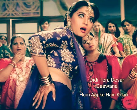 Didi Tera Devar Deewana Lyrics