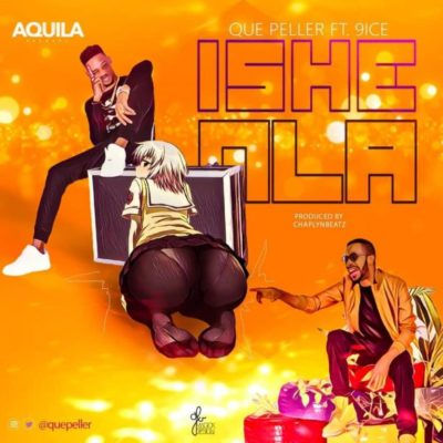 "(LG Music) Que Peller – ""Ishe Nla"" ft. 9ice"