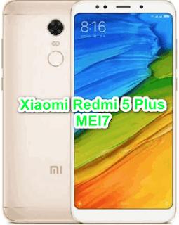 Xiaomi Redmi 5 Plus MEI7 ISP (EMMC) Pinout For EMMC Programming Flashing And Remove FRP Lock.