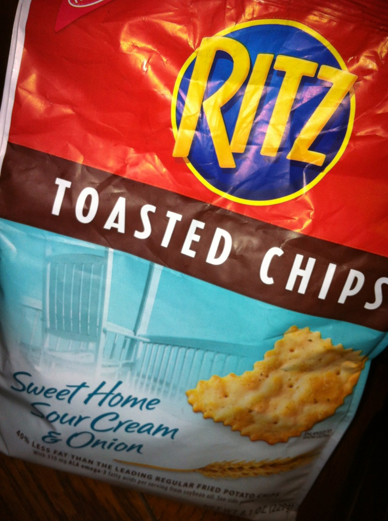 Kays Consumer Corner: RITZ (by Nabisco) Toasted Chips ...