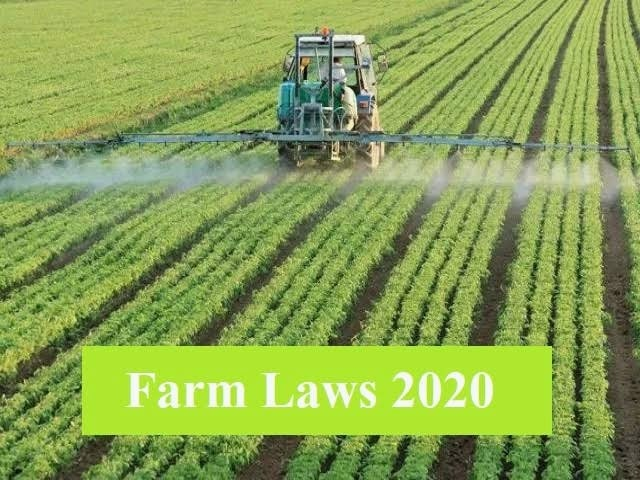 India 2020: New Agricultural Reforms Explained