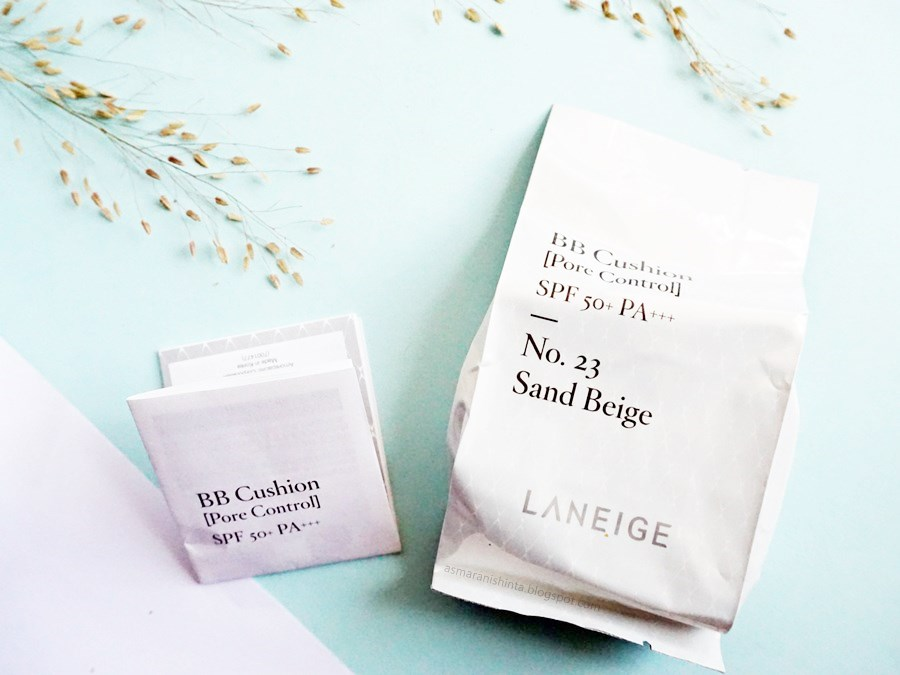 Every Post Has Its Own Story Review Laneige Bb Cushion Pore
