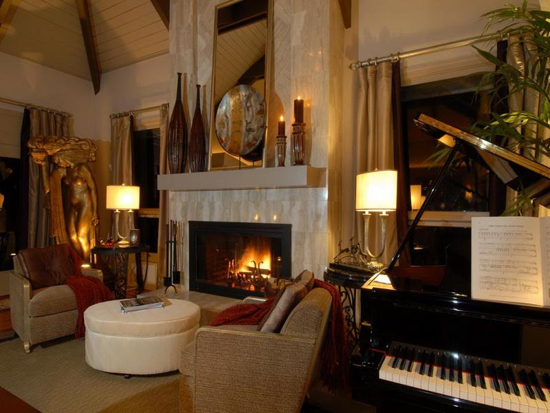 fireplace mantel ideas and decorating tips