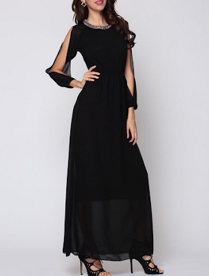 http://www.fashionmia.com/Products/plain-split-sleeve-elegant-maxi-dress-151078.html
