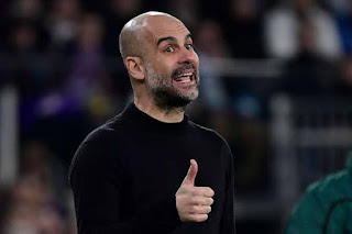 Guardiola eager for his side to use Manchester derby clash to maintain momentum