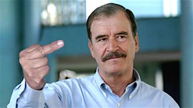 """""""No asistan a la consulta para someternos a juicio"""", ruega  Vicente Fox, ¿Tiene miedo de ir a prisión?"""