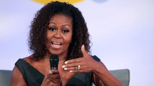 'Give Yourself A Break': Michelle Obama Talks About Her Depression Again, Offers Coping Advice