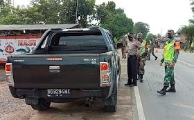 H + 2 Lebaran, 700 U-turn vehicles at the Jambi-South Sumatra boundary