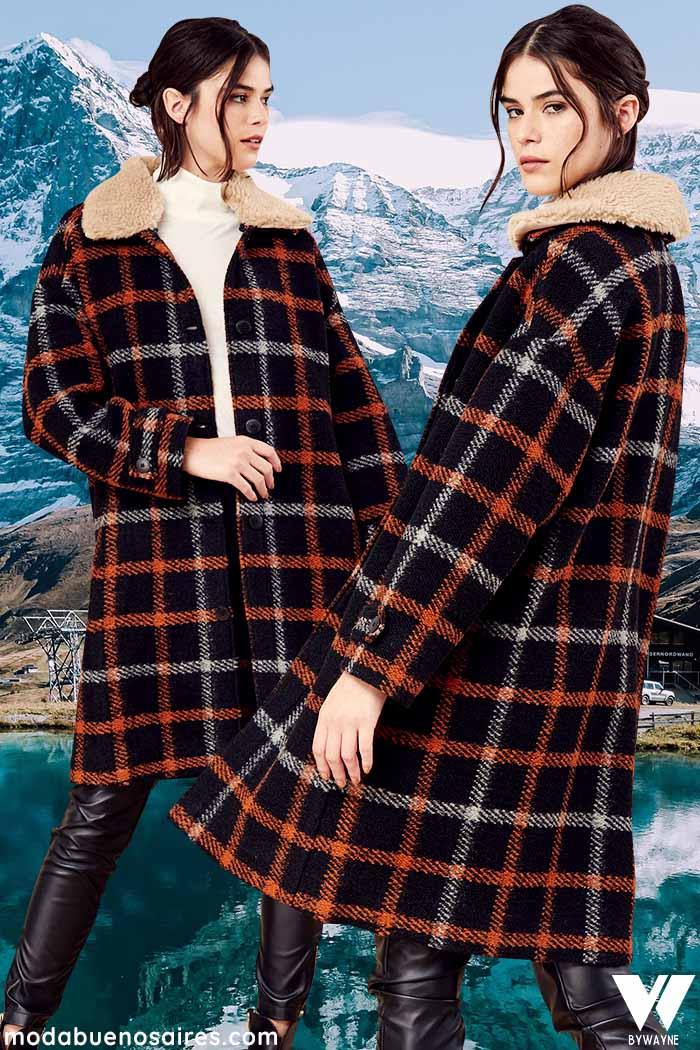 Tendencias otoño invierno 2021 ropa de mujer invierno 2021