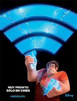 Ralph Rompe Internet (Ralph Breaks The Internet) (2018)