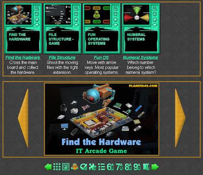 CS Arcade Games