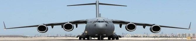 Air Force Plane With 35 Evacuees From Kabul Lands In India