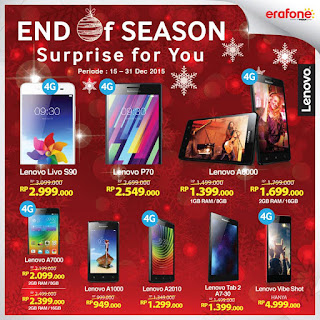 End Of Season Lenovo di Erafone