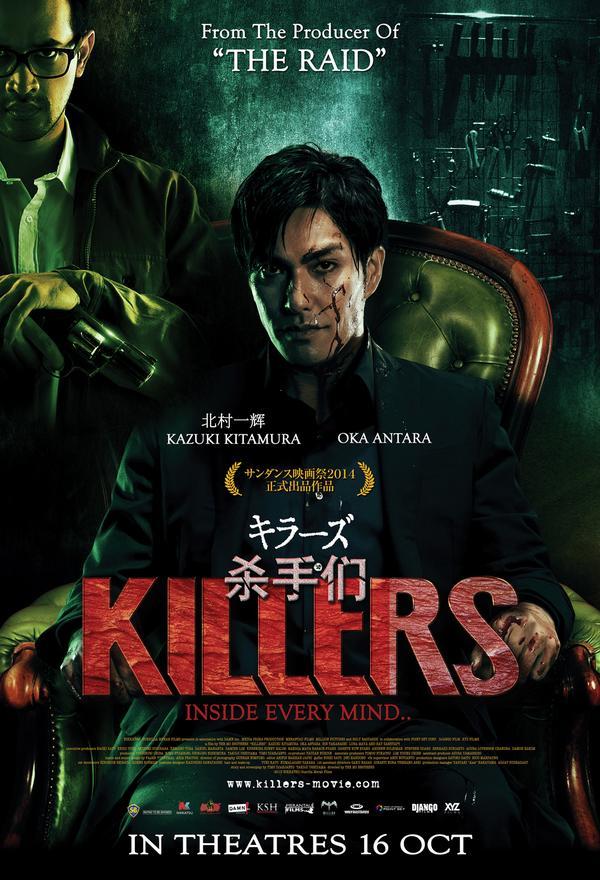 Killers คู่โหด เชือดจริงผ่านจอ [HD][พากย์ไทย]