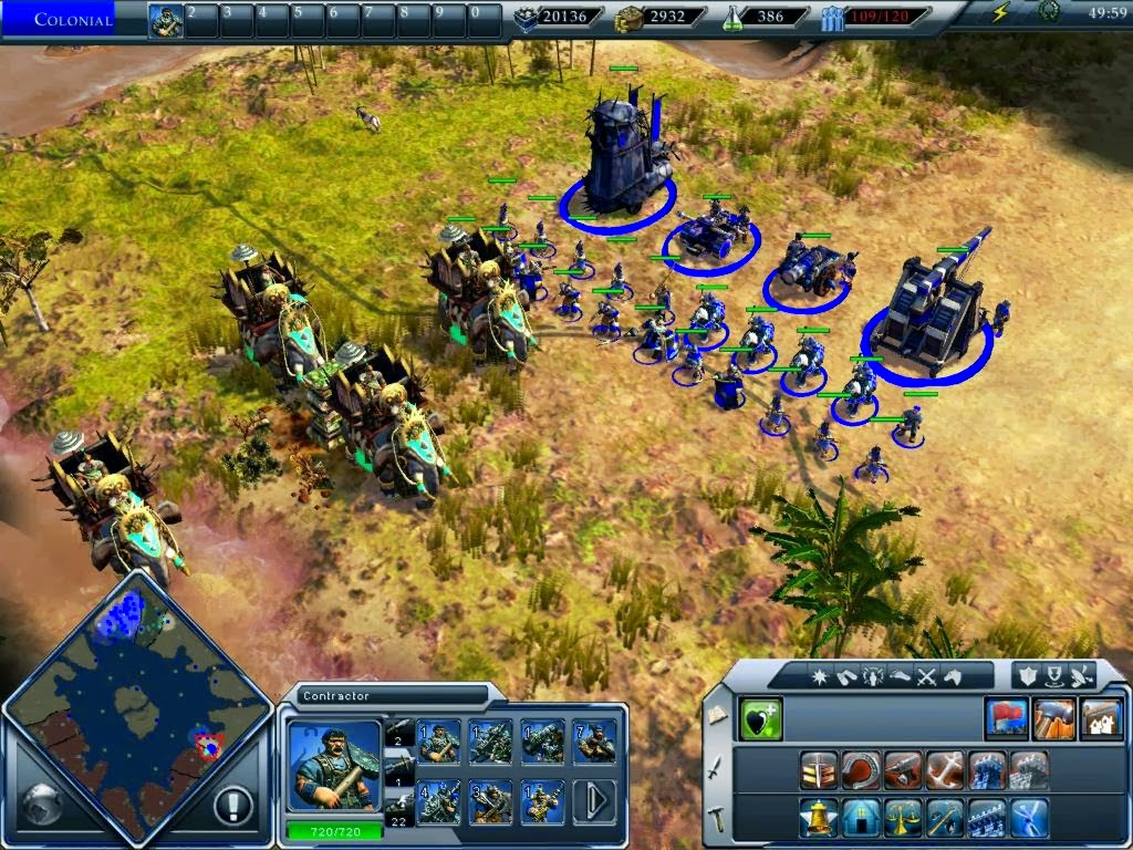 Free Download PC Games Empire Earth 3 Full Version- new ...