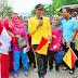 Wali Kota Padang Lepas Gerak Jalan Sehat IGTKI