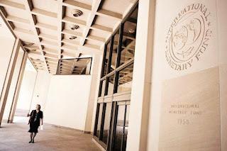 IMF: World Entered Recession