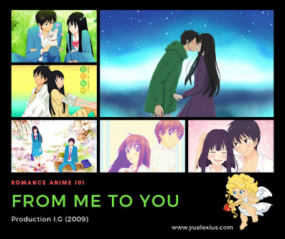 Romance Anime: Kimi ni Todoke: From Me to You