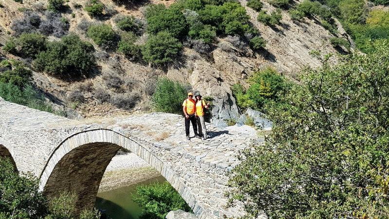 Τον ποταμό Κομψάτο γνώρισαν οι πεζοπόροι του Δρομέα Θράκης