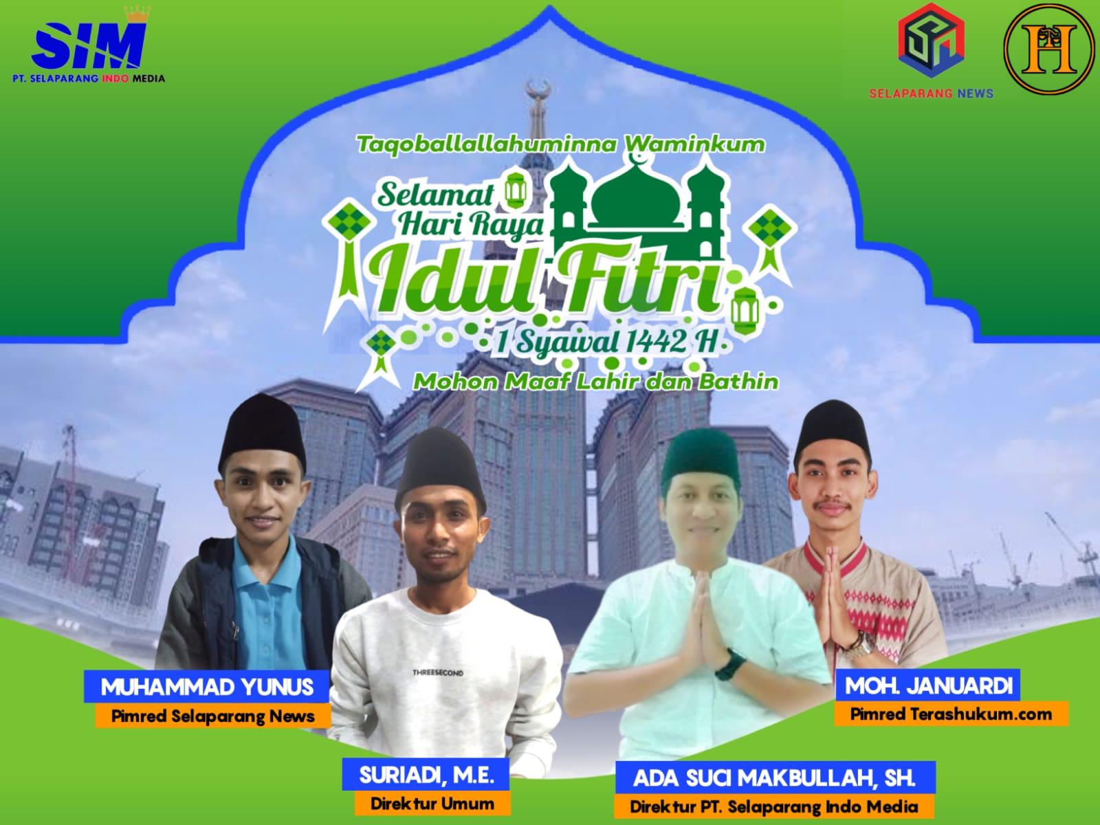 PT SIM Idul Fitri