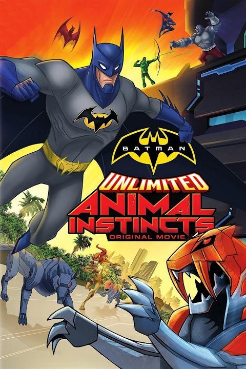 Batman pa kufinj Instinkte Kafshërore Dubluar ne shqip