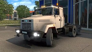 KrAZ-260 updated