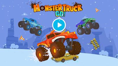 MONSTER TRUCK GO – RACING GAMES KIDS (MOD, UNLIMITED MONEY) APK DOWNLOAD