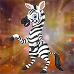 Games4King - G4K Beautiful Ingenious Zebra Escape Game