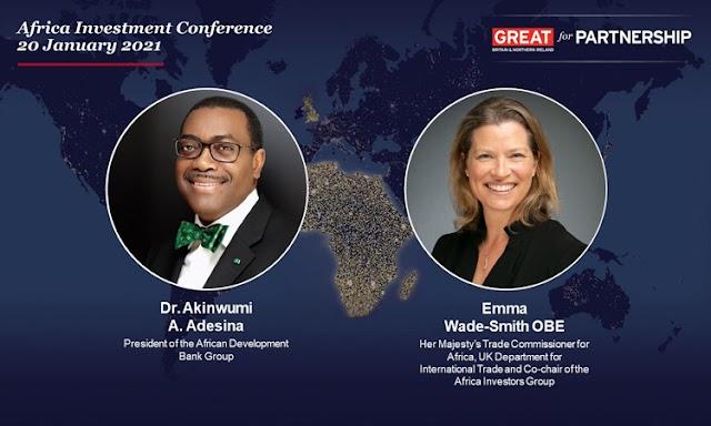 AFRIQUE – ROYAUME-UNI | Echanges sur l'investissement et le partenariat