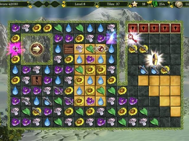 لعبة Jewel Match Naturescapes