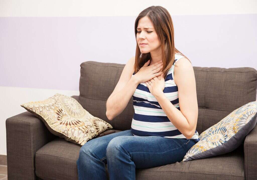 Get Rid of Heartburn by using Home Remedies