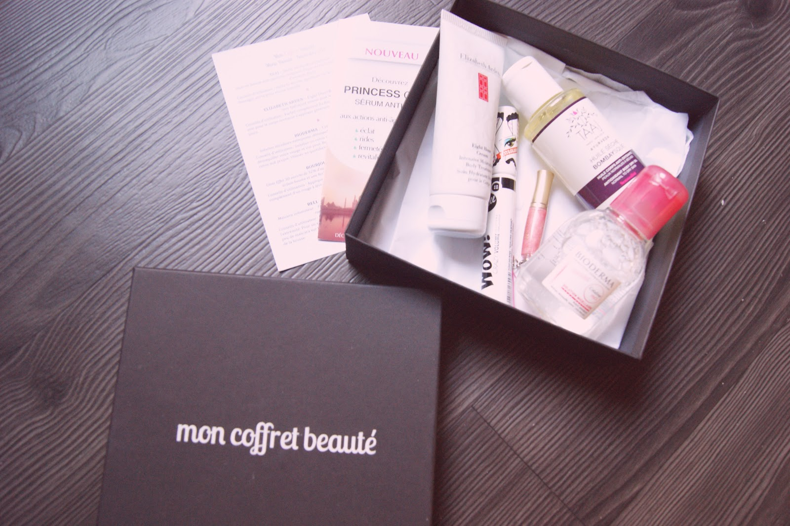 le blog de fatima les beauty box bien choisir. Black Bedroom Furniture Sets. Home Design Ideas