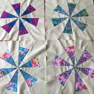 merry go round quilt blocks Amy Butler