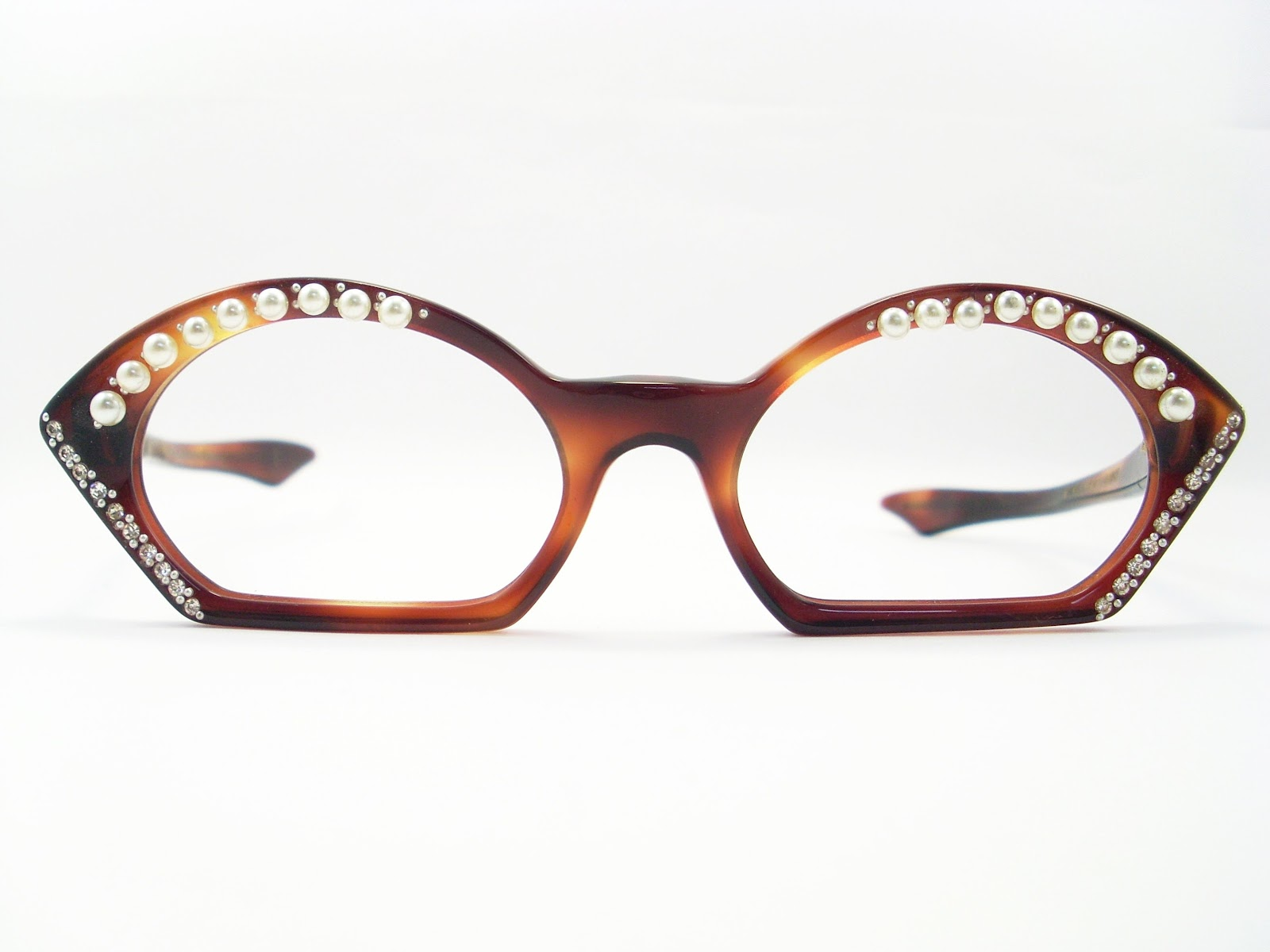 Vintage Eye Glass Frames 49