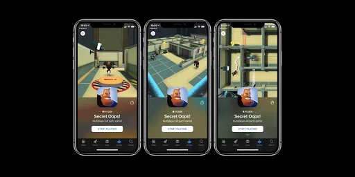 Secret Oops! هي لعبة تعاونية مبتكرة متعددة اللاعبين