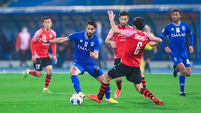 ملخص اهداف مباراة الهلال واستقلال دوشنبه (3-1) دوري ابطال اسيا