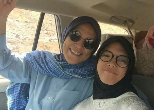 Subhanallah, Putri Manajer PSM Ini Meninggal Saat Sujud di Masjidil Haram