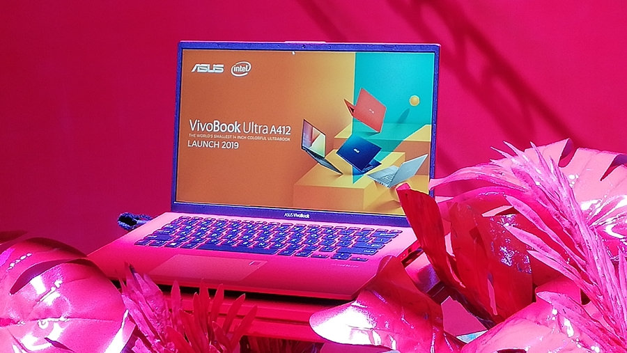 ASUS VivoBook Ultra A412 Coral Crush