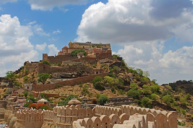 Kumbhalgarh Fort of Rajasthan