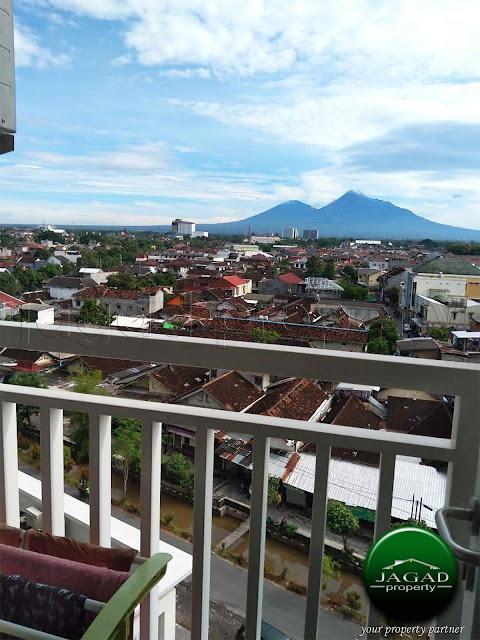 Apartemen View Gunung Merapi dekat UGM