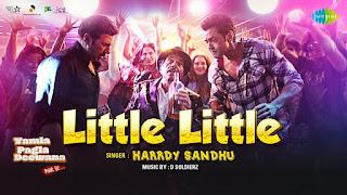 Little Little Lyrics  | Yamla Pagla Deewana Phir Se | Dharmendra | Sunny Deol | Bobby Deol | Harrdy Sandhu