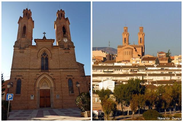 Iglesia Parroquial de Sant Esteve Sesrovires