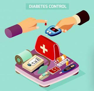 Cara Mengontrol Kadar Gula Darah